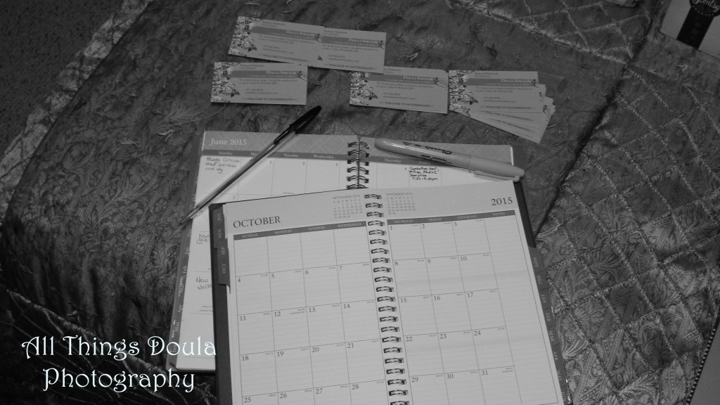 Calendar Photo 1024x576 Richmond VA Doula: Monday Work for a Doula